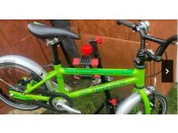 Islabike Cnoc 14 Large in Good Condition Age Use 3+ with Free Added Mudguards
