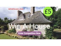 Win A House Raffle