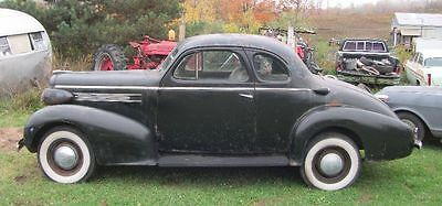 1937 Oldsmobile Six coupe solid original