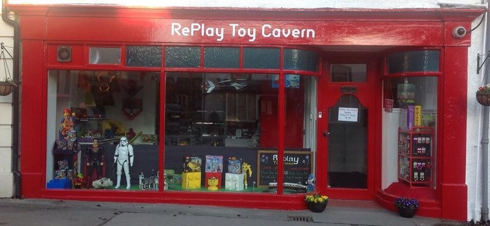 RePlay Toy Cavern
