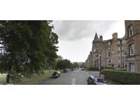 ROOM TO LET IN FLAT OVERLOOKING THE MEADOWS IN MARCHMONT