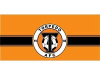 Goalkeeper required by Torpedo AFC 1st team
