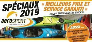 À partir de 299.99 $ Kayaks récréatifs / Kayaks de pêche - Plus grand choix, meilleur service, meilleurs prix garantis!