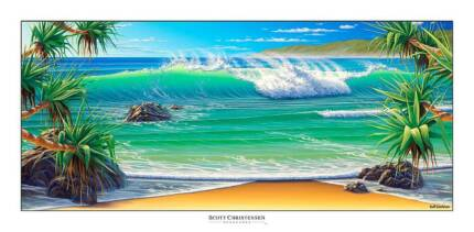 SURFBOARD - SURF POSTERS Redland Bay Redland Area Preview