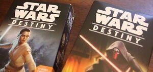 Star Wars Destiny - 2 Starter Packs UNOPENED
