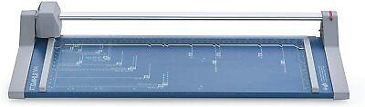 Papierschneider Dahle 508 Rollenschneider Bürobedarf Home Office DIN A3 blau