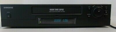 Samsung Srv-960a New Time Lapse Real Time Vcr Vhs Security Recorder 960 Hrs