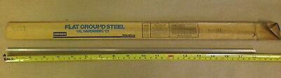 5 Pcs O1 Tool Sheet 532 X 532 X 18 Simonds Flat Ground Steel Oil Hardening