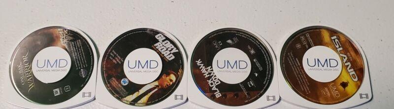 Sony Psp UMD Lot