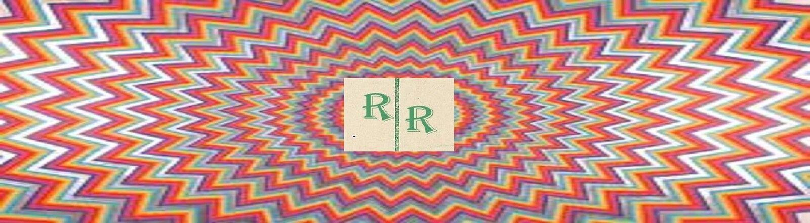 Roscoes Rock Art Records & Rarities