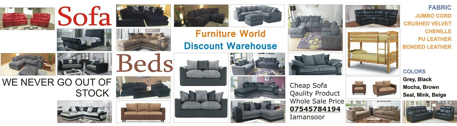 Discount Online Furniture