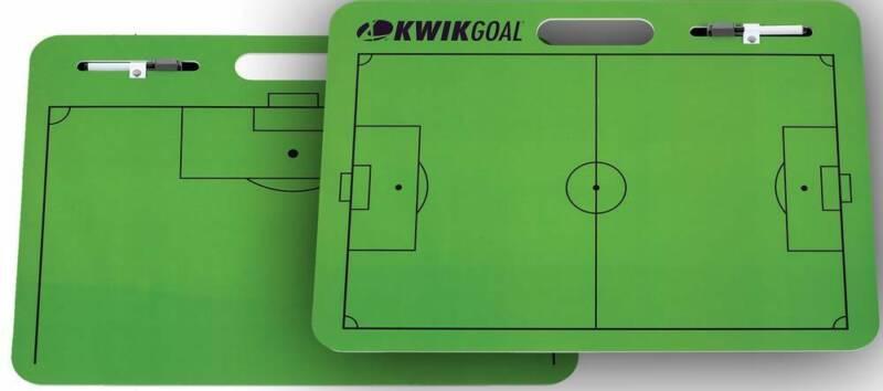 Kwik Goal Kwik Carry Dry Erase Soccer Coach