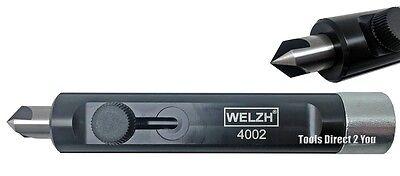 Welzh Werkzeug 4002-WW internal external pipe deburring tool ideal brake pipes d'occasion  Expédié en Belgium
