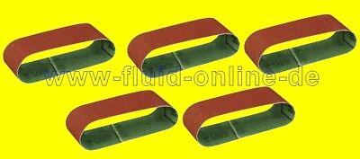 PROXXON 28928 Packung Schleifbänder Korn 240 für Blockbandschleifer BBS/s 28526