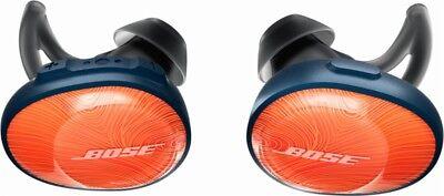 Bose - SoundSport Free True Wireless Headphones - Orange
