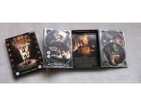 Cinema Paradiso deluxe 4 disc DVD box set