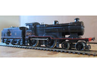 "Hornby/Triang R450 OO GAUGE LMS Fowler Class 2P 4-4-0 ""690"" IN LMS BLACK"