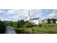 Looking to swap my 2 bedroom in comrie all areas considered