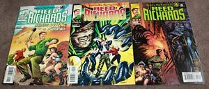 Marvel-Comics-FANTASTIC-FOUR-REED-RICHARDS-1-3-Full-Limited-Series-Set
