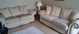 Sofa Suite for sale£450. CFC 3&2 seater in excellent condition (with tags). Pet&smoke free home.