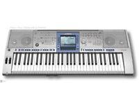 Yamaha PSR1500 61 Key Professional Arranger Workstation Keyboard