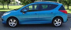 Peugeot 207sw 1.6hdi Allure 2012