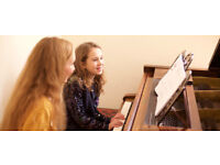 Do something different: give the gift of music for Christmas! Sax, piano & singing lessons offer
