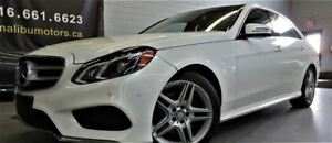 2014 Mercedes-Benz E-Class E350 4MATIC AMG PKG, PANORAMIC ROOF