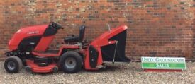 COUNTAX C800 RIDE ON MOWER