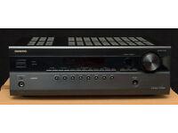 ONKYO TX-SR308 5.1 Channel 100 Watt Receiver