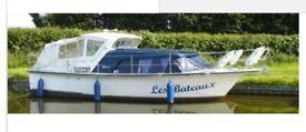 Boat, Houseboat, Studio or office, Cabin Cruiser, Sea boat