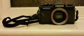 Manual Camera body