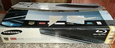 Samsung BD-D5100 Blu-Ray/DVD Player OPEN BOX With Box and Remote Tested Working