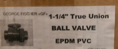 Gf Pvc 1-14 True Union Ball Valve Pn 161375005