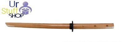 60cm Kendo Samurai Practice Wooden Wood Sword for training Katana Samurai