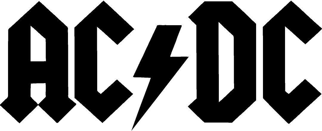 Home Decoration - ACDC Decal Sticker Free Shipping