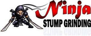 Ninja Stump Grinding New Lambton Newcastle Area Preview