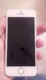 iPhone 5s mint condition on 3