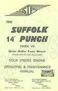 Suffolk Punch Parts