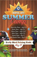 Summer Camp - World Championship Martial Arts - Animal Week