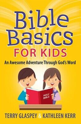 Bible Basics for Kids: An Awesome Adventure Through God's Word .. - Adventure Books For Kids