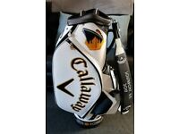 Callaway 2017 Open Championship Limited Edition Tour Bag and Headcovers BNWT