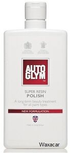 Autoglym The Ultimate Car Valeting Super Resin Polish 1 Litre - NEW & IMPROVED!