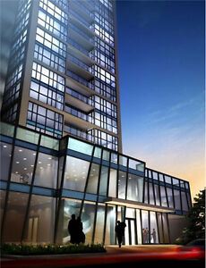 Downtown Condo (May 1st) - Yonge and Bloor - A Must See!