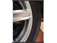 Bmw Original Alloys 5 series/F10 with Tyres