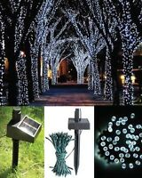 LED Solar Fairy Lights - 2 pack