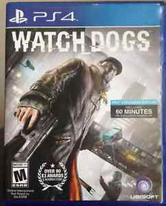 W A T C H _ D O G S for PS4
