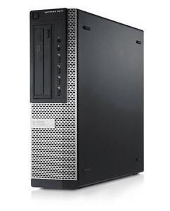 Dell Optiplex 9020 SSF Desktop - 4th Gen Core i5