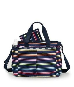 LeSportsac Ryan Diaper Bag New