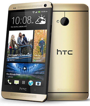 HTC ONE M7 GOLD GRADE A PERFECT CONDITION ALL NETWORKS 64GBin Bearwood, West MidlandsGumtree - HTC ONE M7 GOLD GRADE A PERFECT CONDITION ALL NETWORKS 64GB ALL NETWORKS CHARGER FREE CASE OF YOUR CHOICE. Purchase From a Phone Shop with peace of mind COLLECTION ONLY A1 Mobile Zone 611 Bearwood Road Bearwood B66 4BL Opposite Halifax Bank 0121 238...